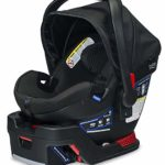 Britax B-Safe 35 Elite Infant Car Seat Side