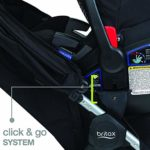 BOB B Safe 35 Infant Car Seat Stroller