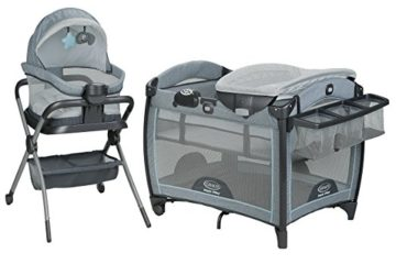 Graco Pack 'n Play Day2Dream Playard & Bedside Sleeper